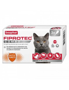 Fiprotec COMBO Gatto 50mg...